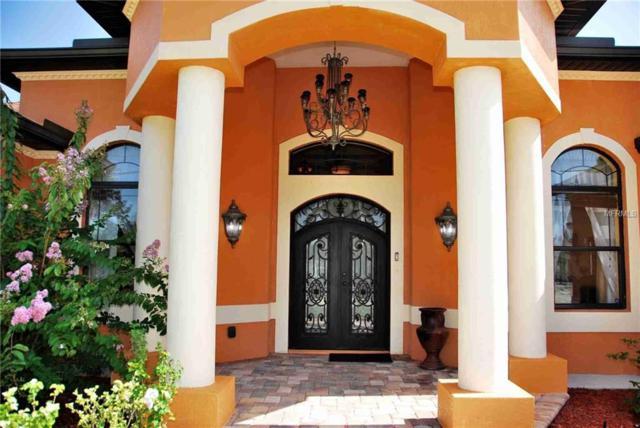 585 Rotonda Circle, Rotonda West, FL 33947 (MLS #D6101940) :: Baird Realty Group