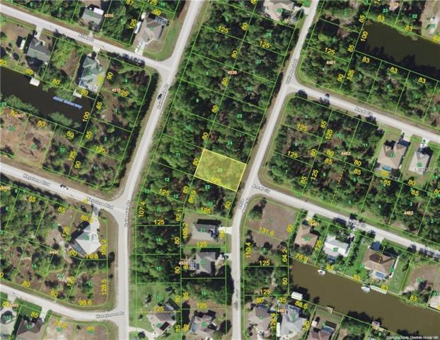 9485 Little Rock Street, Port Charlotte, FL 33981 (MLS #D6101954) :: Godwin Realty Group