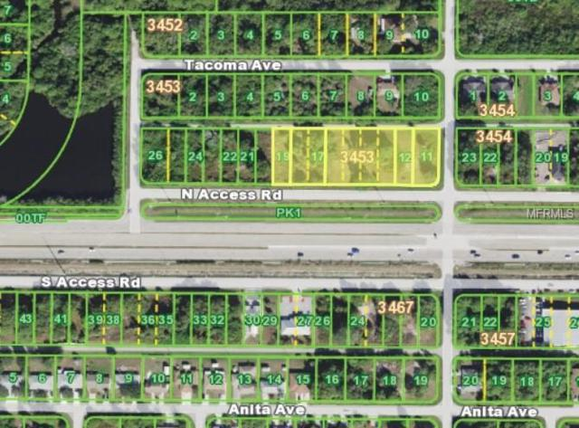3294 + N Access Road, Englewood, FL 34224 (MLS #D6101959) :: Griffin Group