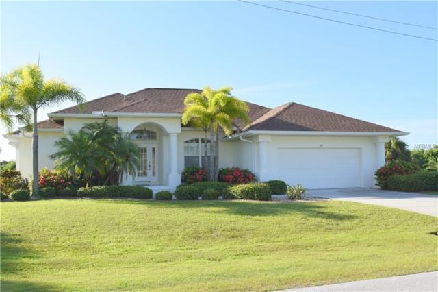 52 Marker Road, Rotonda West, FL 33947 (MLS #D6101960) :: Godwin Realty Group