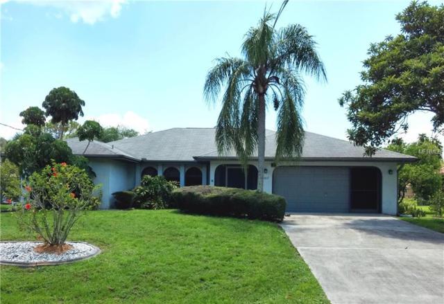 18417 Hottelet Circle, Port Charlotte, FL 33948 (MLS #D6101962) :: Medway Realty