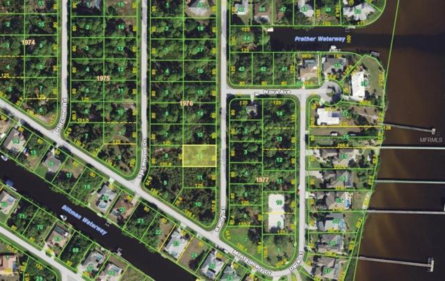 3375 Randy Street, Port Charlotte, FL 33981 (MLS #D6101978) :: G World Properties