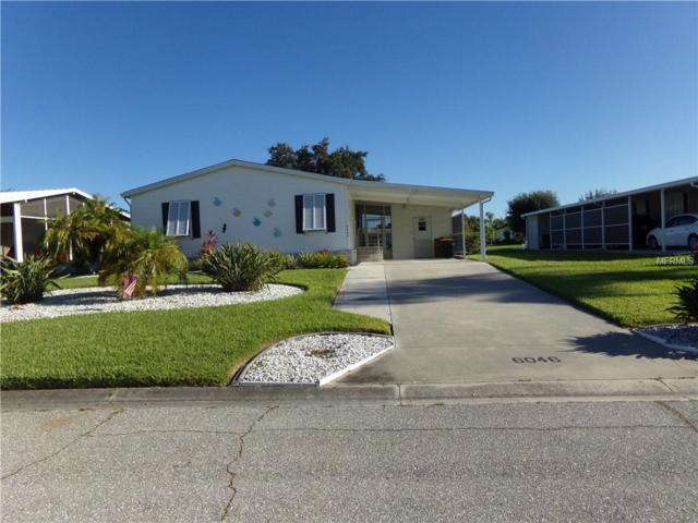 6046 Toucan Drive, Englewood, FL 34224 (MLS #D6102016) :: The BRC Group, LLC