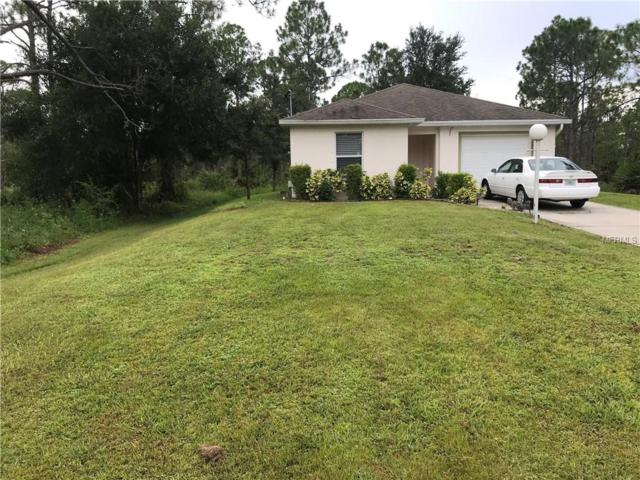 28071 Crestwood Drive, Punta Gorda, FL 33955 (MLS #D6102079) :: The Price Group