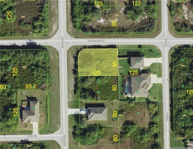 10044 Calumet Boulevard, Port Charlotte, FL 33981 (MLS #D6102087) :: The Duncan Duo Team
