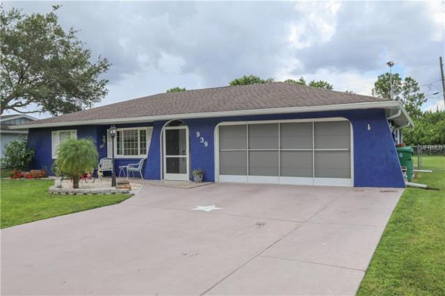 939 Linnaen Terrace NW, Port Charlotte, FL 33948 (MLS #D6102131) :: G World Properties
