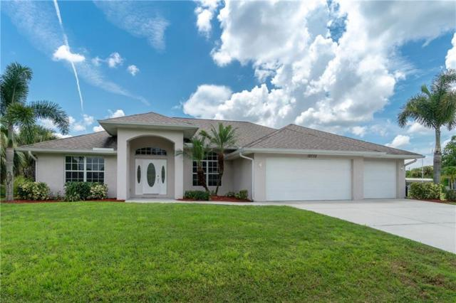 12732 Bacchus Road, Port Charlotte, FL 33981 (MLS #D6102150) :: G World Properties