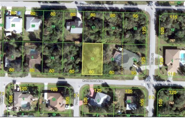 20368 Rutherford Avenue, Port Charlotte, FL 33952 (MLS #D6102161) :: Medway Realty