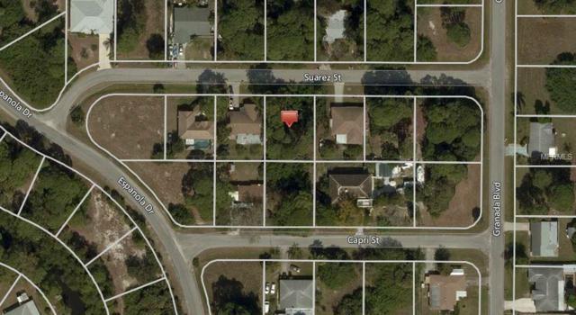 Suarez Street, North Port, FL 34287 (MLS #D6102164) :: Medway Realty