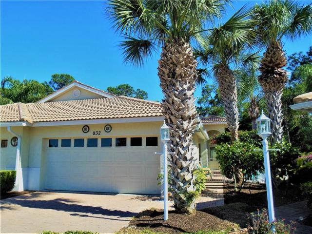 932 Onager Court, Englewood, FL 34223 (MLS #D6102174) :: The BRC Group, LLC