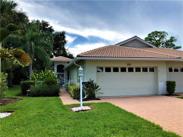 920 Onager Court, Englewood, FL 34223 (MLS #D6102177) :: The BRC Group, LLC