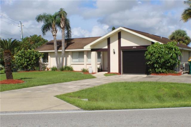 2551 Achilles Street, Port Charlotte, FL 33980 (MLS #D6102189) :: Delgado Home Team at Keller Williams