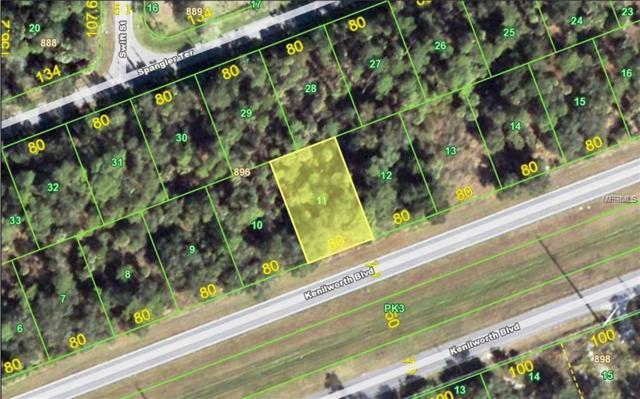 20254 Kenilworth Boulevard, Port Charlotte, FL 33954 (MLS #D6102192) :: The Duncan Duo Team