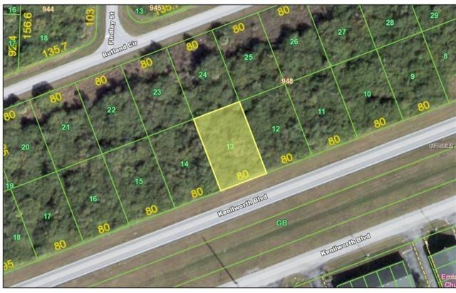 19876 Kenilworth Boulevard, Port Charlotte, FL 33954 (MLS #D6102193) :: Burwell Real Estate