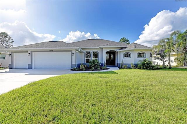 162 Mariner Lane, Rotonda West, FL 33947 (MLS #D6102222) :: The Duncan Duo Team