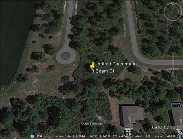 3 Beam Court, Placida, FL 33946 (MLS #D6102239) :: KELLER WILLIAMS CLASSIC VI