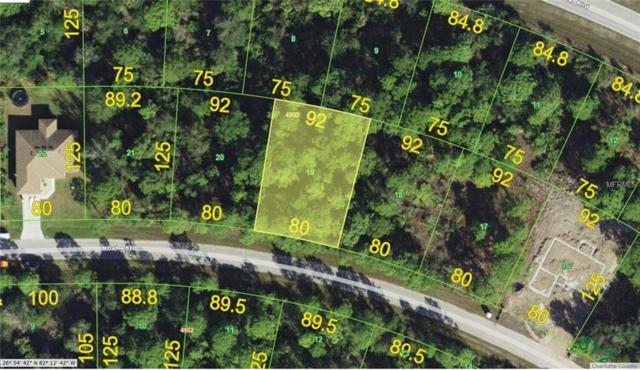 14390 Dafoe Street, Port Charlotte, FL 33981 (MLS #D6102257) :: G World Properties