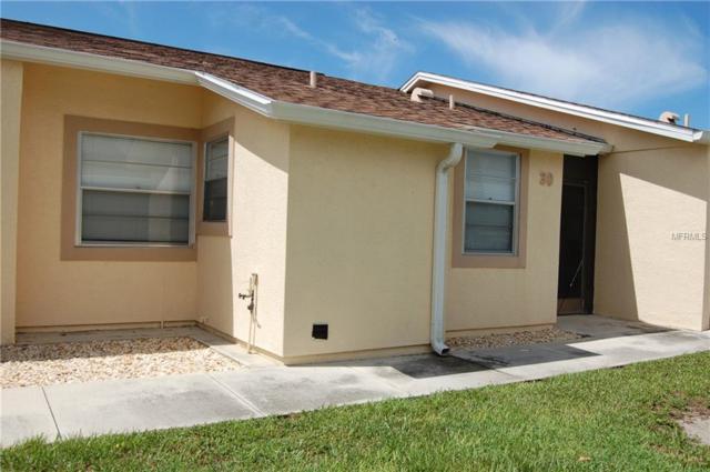 6796 Gasparilla Pines Boulevard #30, Englewood, FL 34224 (MLS #D6102264) :: Medway Realty