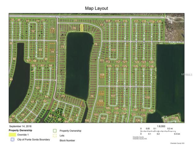 137 Wren Drive, Placida, FL 33946 (MLS #D6102340) :: G World Properties