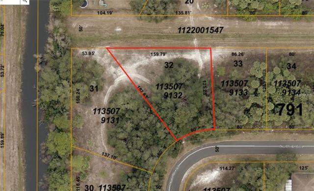 San Pedro Avenue, North Port, FL 34288 (MLS #D6102371) :: Team Bohannon Keller Williams, Tampa Properties