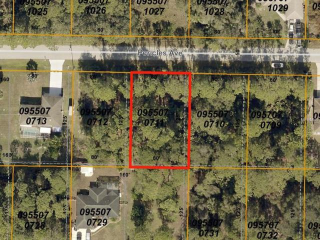 Pericles Avenue, North Port, FL 34286 (MLS #D6102383) :: The Duncan Duo Team