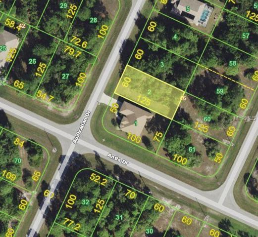 250 Australian Drive, Rotonda West, FL 33947 (MLS #D6102396) :: G World Properties