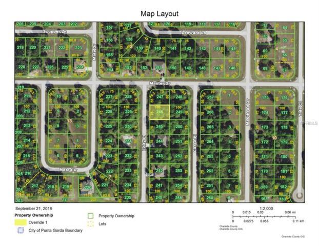 17 Eddy Place, Placida, FL 33946 (MLS #D6102451) :: G World Properties