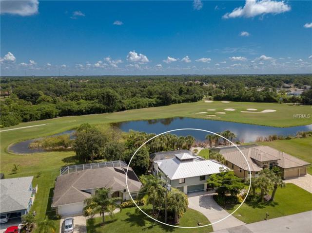 33 Tee View Place, Rotonda West, FL 33947 (MLS #D6102458) :: The Price Group