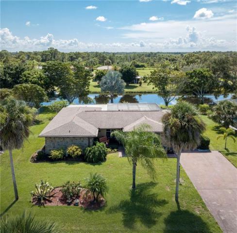 7 Caddy Road, Rotonda West, FL 33947 (MLS #D6102461) :: Medway Realty
