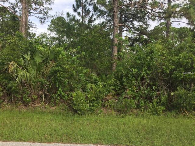 7341 Sutton Lane, Port Charlotte, FL 33981 (MLS #D6102467) :: The Duncan Duo Team