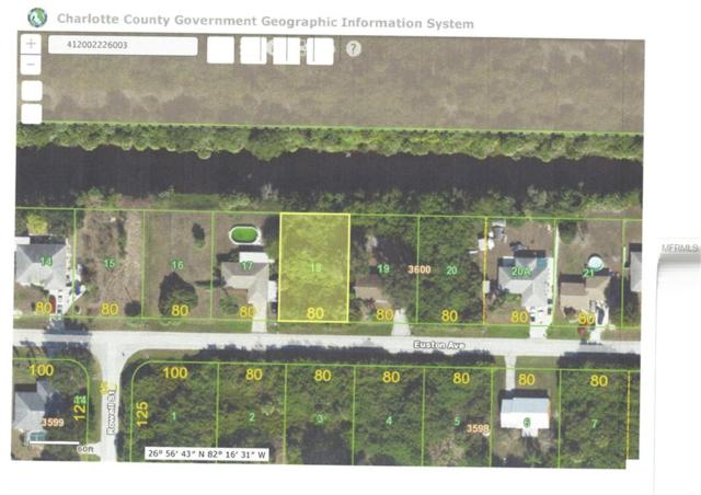 10428 Euston Avenue, Englewood, FL 34224 (MLS #D6102468) :: Griffin Group