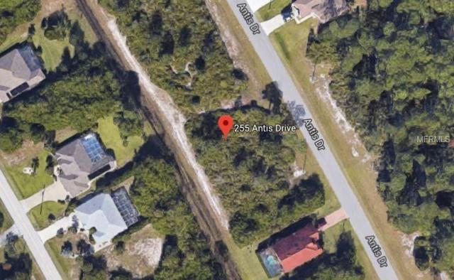 255 Antis Drive, Rotonda West, FL 33947 (MLS #D6102471) :: RE/MAX Realtec Group
