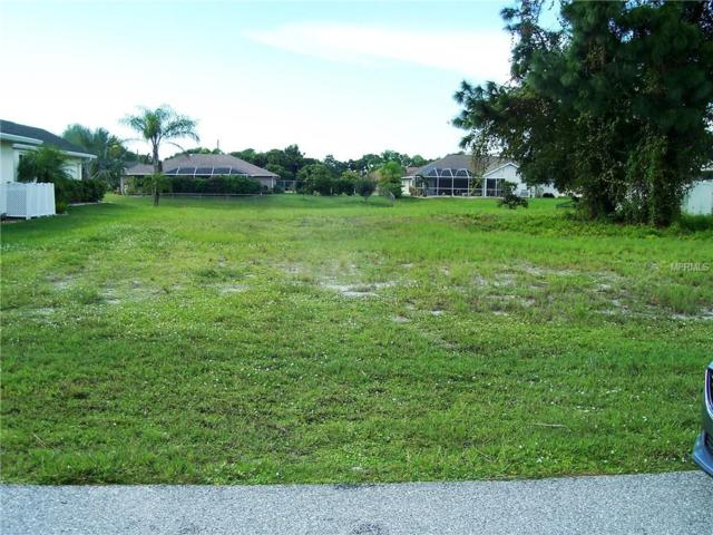 15 Medalist Lane, Rotonda West, FL 33947 (MLS #D6102561) :: Baird Realty Group