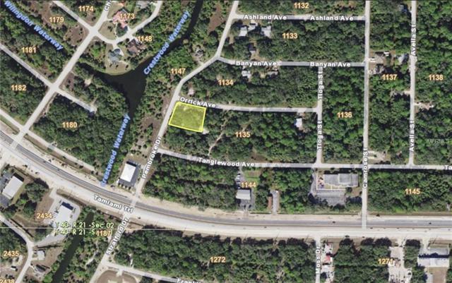 16193 Orrick Avenue, Port Charlotte, FL 33954 (MLS #D6102589) :: The Duncan Duo Team