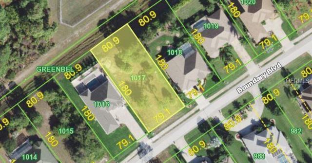 433 Boundary Blvd, Rotonda West, FL 33947 (MLS #D6102606) :: The BRC Group, LLC