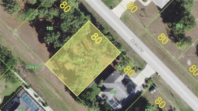 81 Mariner Lane, Rotonda West, FL 33947 (MLS #D6102622) :: Medway Realty