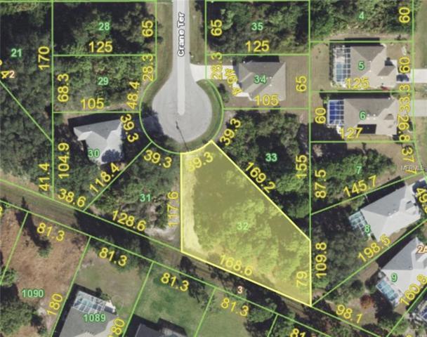 101 Crane Terrace, Rotonda West, FL 33947 (MLS #D6102627) :: The Lockhart Team