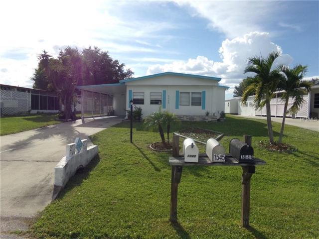 1546 Sanderling Drive, Englewood, FL 34224 (MLS #D6102635) :: The BRC Group, LLC