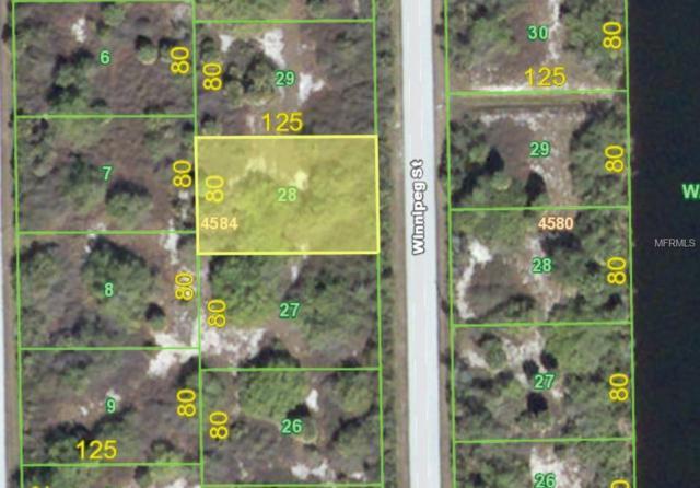 10105 Winnipeg Street, Port Charlotte, FL 33981 (MLS #D6102638) :: KELLER WILLIAMS CLASSIC VI