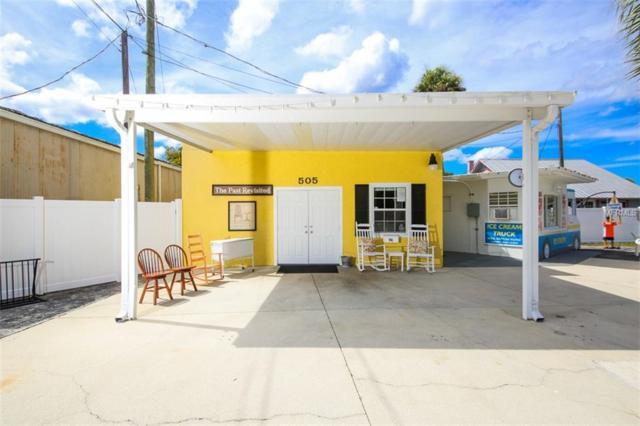505 W Dearborn Street, Englewood, FL 34223 (MLS #D6102656) :: Team Bohannon Keller Williams, Tampa Properties