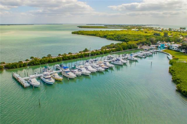 5820 Gasparilla Road Slip 4, Boca Grande, FL 33921 (MLS #D6102662) :: Premium Properties Real Estate Services