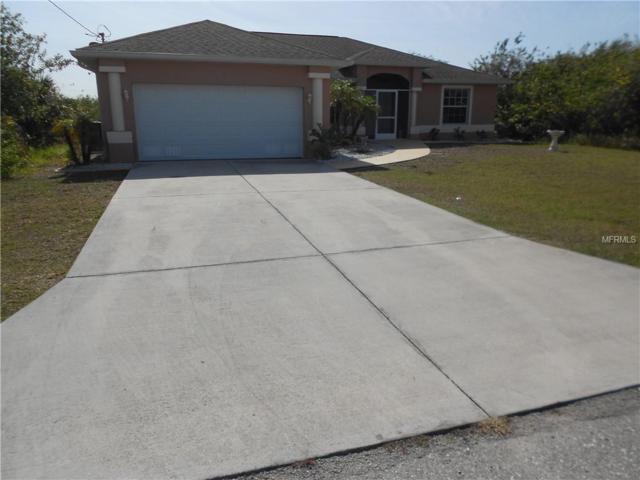 14399 Morristown Avenue, Port Charlotte, FL 33981 (MLS #D6102680) :: KELLER WILLIAMS CLASSIC VI