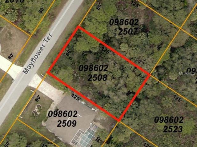 Mayflower Terrace, North Port, FL 34286 (MLS #D6102691) :: The Price Group