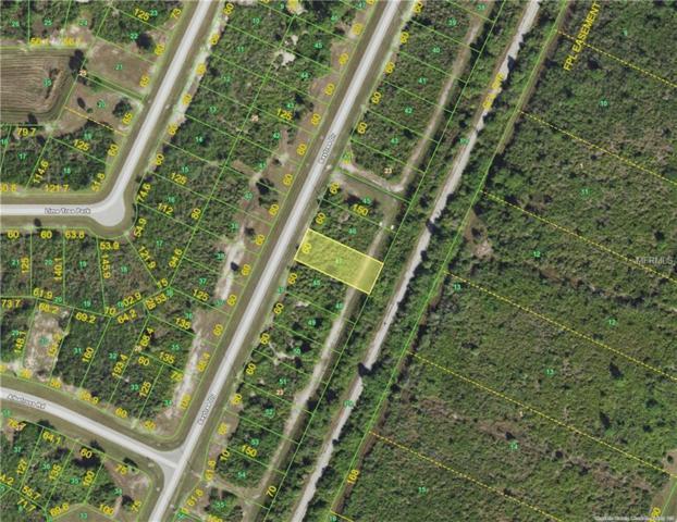 360 Baytree Drive, Rotonda West, FL 33947 (MLS #D6102722) :: The Lockhart Team