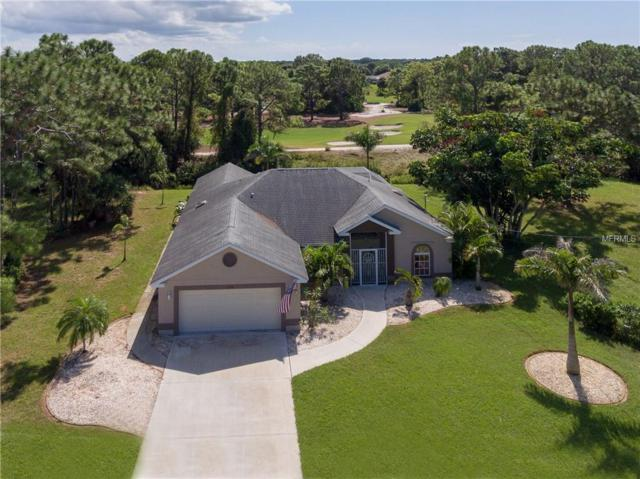 438 Rotonda Circle, Rotonda West, FL 33947 (MLS #D6102754) :: The BRC Group, LLC