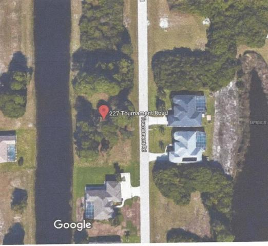 227 Tournament Road, Rotonda West, FL 33947 (MLS #D6102767) :: The Price Group