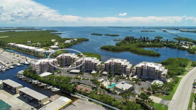 13413 Gasparilla Road D203, Placida, FL 33946 (MLS #D6102780) :: The BRC Group, LLC