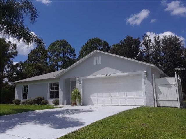 3251 Duar Terrace, North Port, FL 34291 (MLS #D6102787) :: The Duncan Duo Team