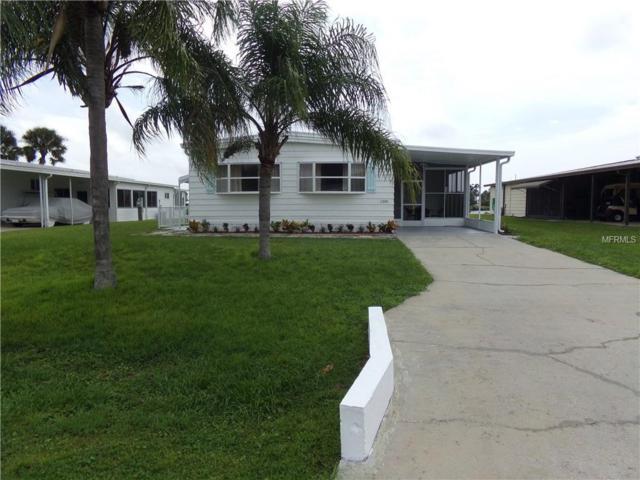 1281 Blue Heron Drive, Englewood, FL 34224 (MLS #D6102820) :: The BRC Group, LLC