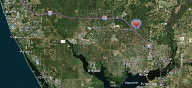 LOT 30 BLOCK 2318 Bignay Road, North Port, FL 34288 (MLS #D6102839) :: The Duncan Duo Team